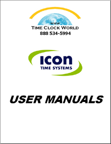 Icon User Manuals