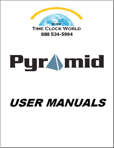 Pyramid User Manuals