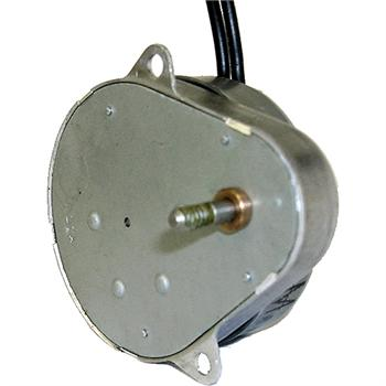 2300la K342 Mechanical Time Clock Motor Time Clock