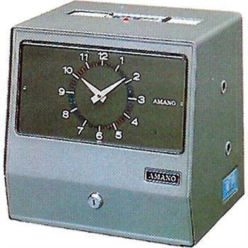 Amano 9000 Series Mechanical Time Clock Time Clock World 888 534