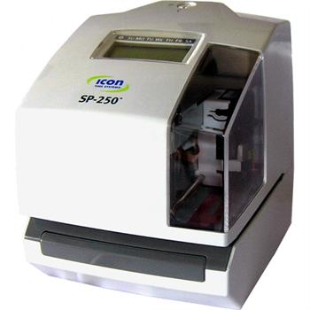 Icon Time Systems Sp 250 Electronic Time Clock Time