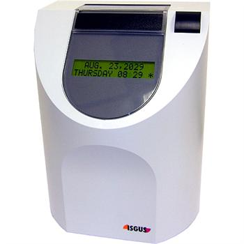 isgus 2030 conscutive print or basic calculating time clock time