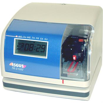 Isgus Tr S 1000 Electronic Time Clock Time Clock World