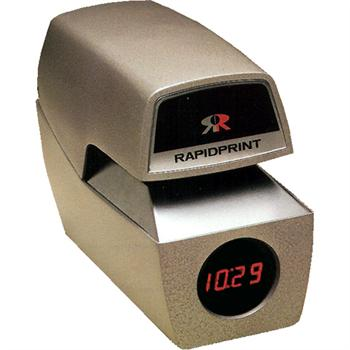 Rapidprint Arl E Mechanical Date And Time Stamp With Led