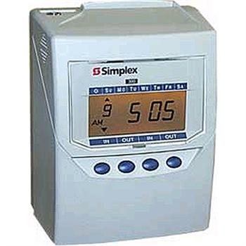 simplex time st machine