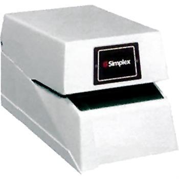 Simplex 1605 9053 Simplex S32 Dual Mechanical Time Date
