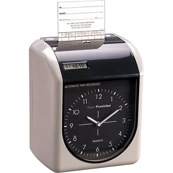 Time Precision Tp200a Electronic Time Clock Time Clock