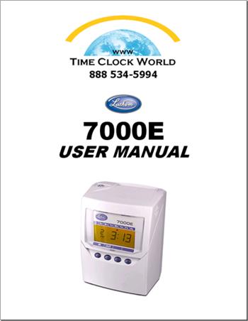 Lathem 7000e time clock   industrial machinery & equipment medical.